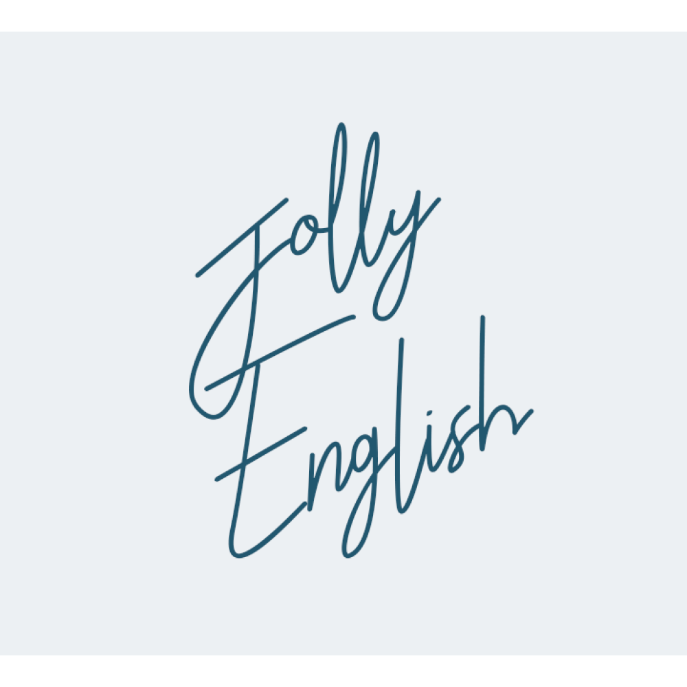 Jolly English