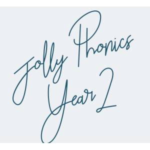 Jolly Phonics Year 2